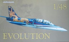 EDK11121 1/48 Aero L-39 Albatros 'Evolution' Ltd Ed